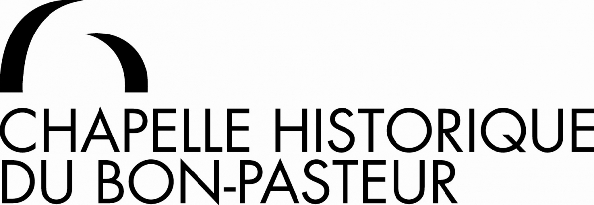 Logo of the Chapelle Historique du Bon-Pasteur