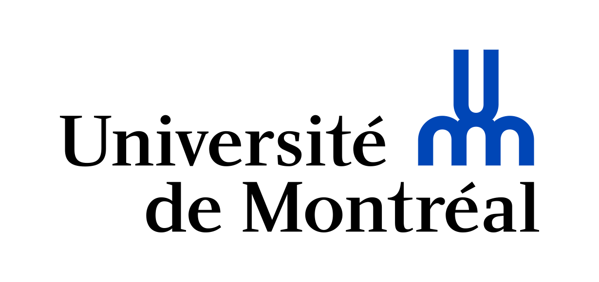 Logo of the Université de Montréal