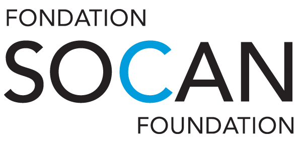 Logo of the SOCAN Foundation