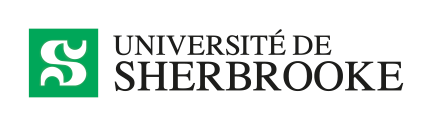 Logo of the Université de Sherbrooke