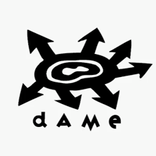Logo of DAME/ActuelleCD