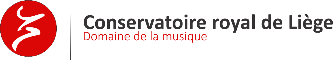 Logo of the Conservatoire Royal de Liège