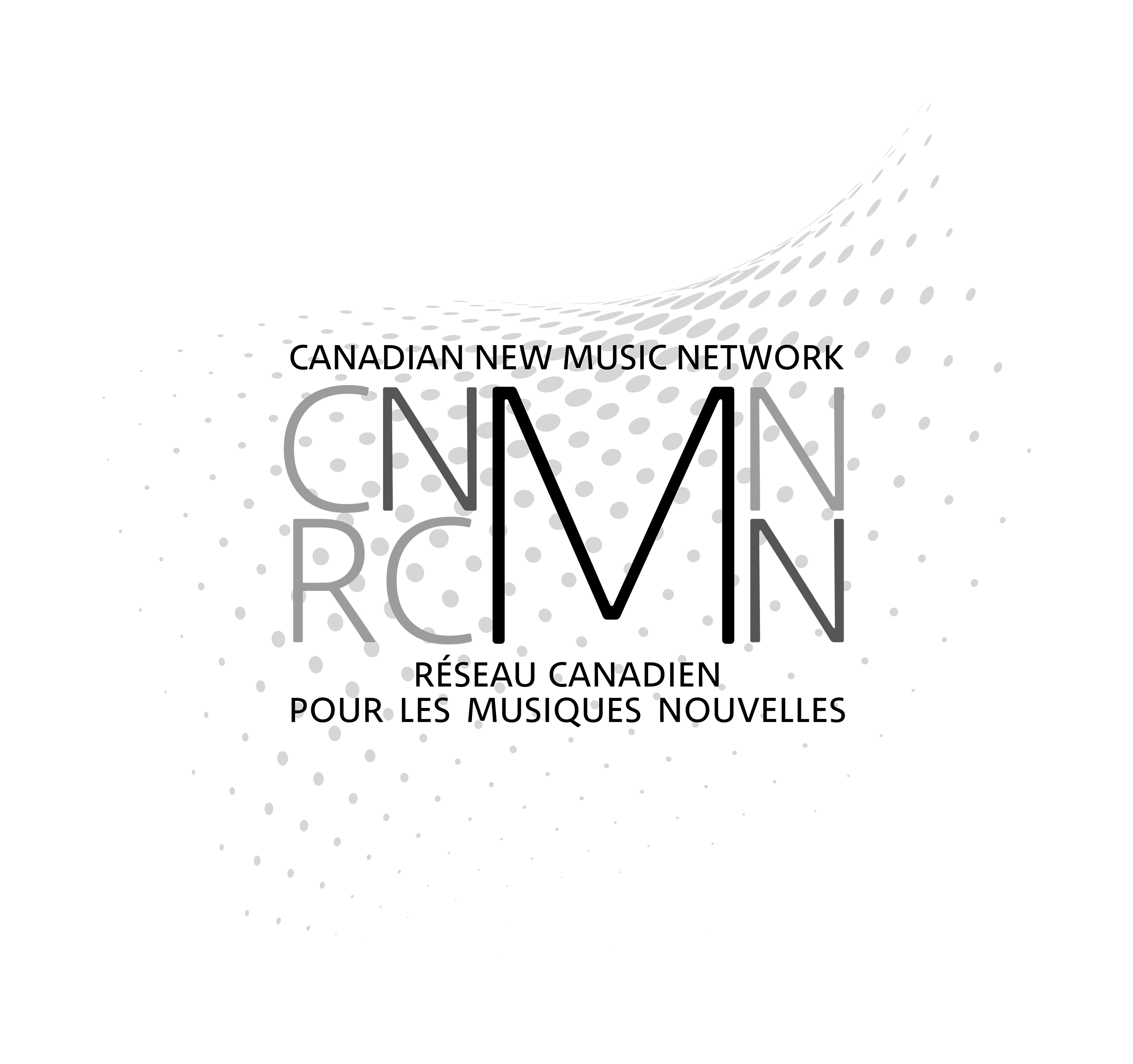 Logo of the Canadian Ntework for New Music