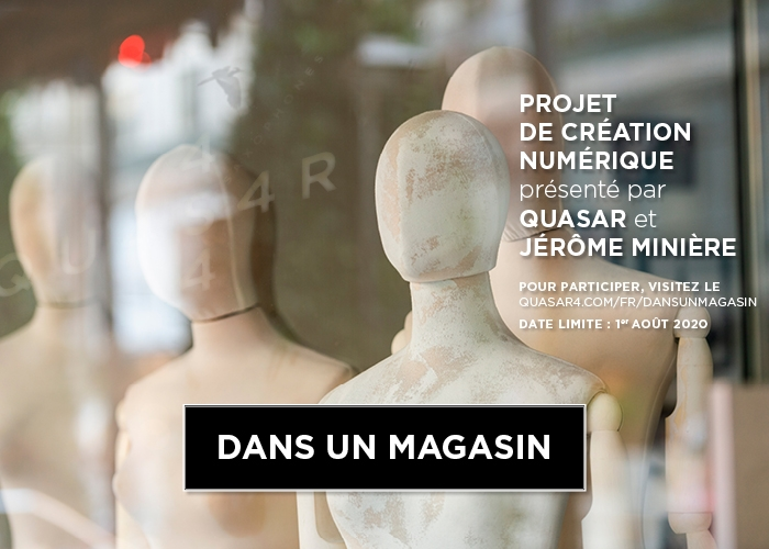 Affiche Magasin