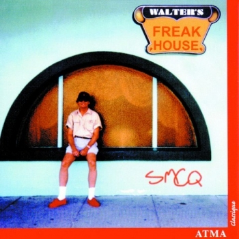 Pochette de l'album Walter's Freak House